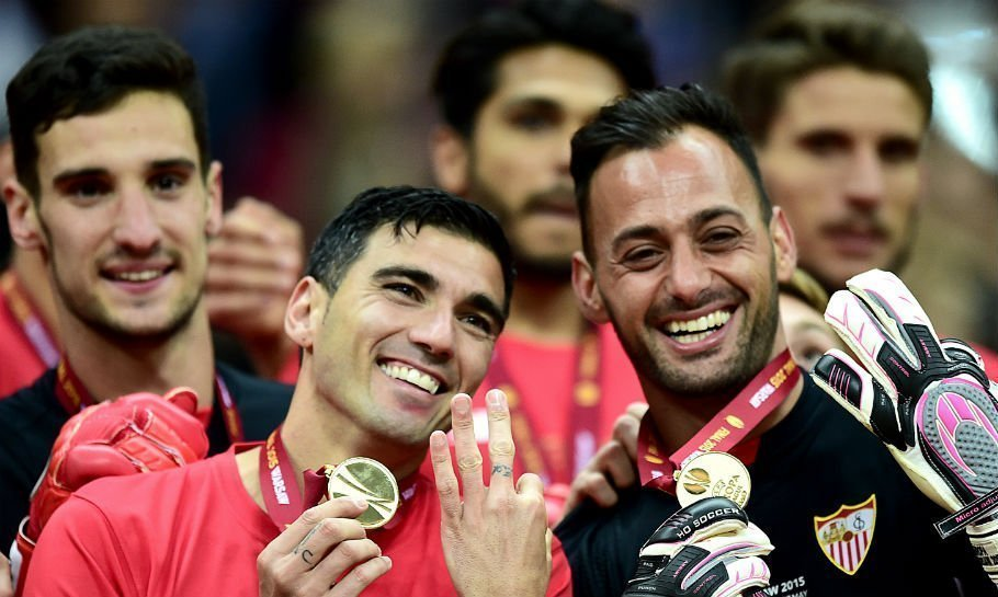 Sevilla vinder af Europa League