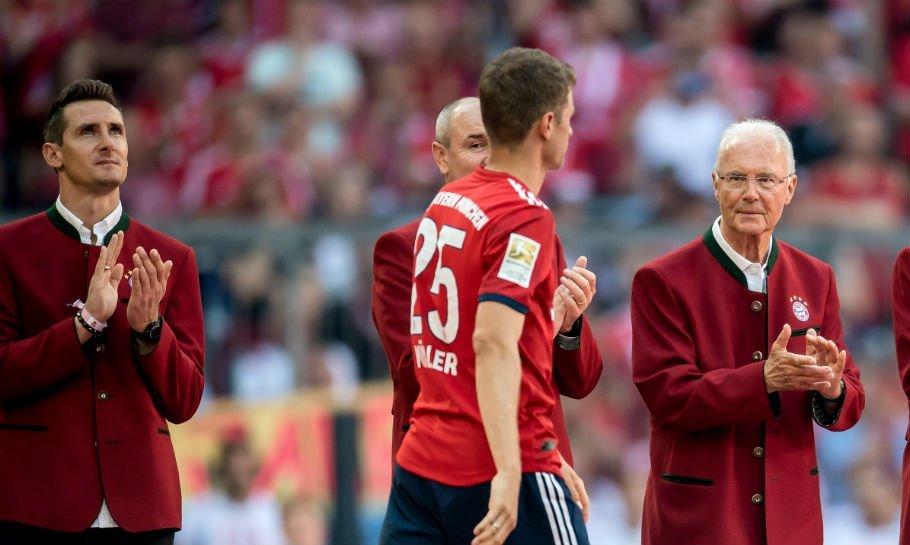 Bedste fodboldspillere i Tyskland