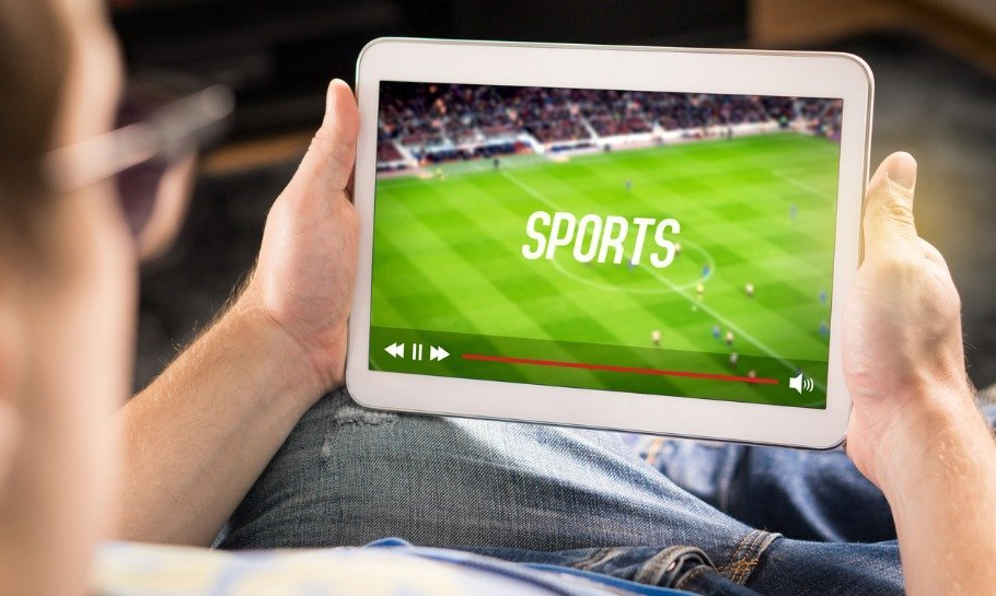 se fodbold på live stream