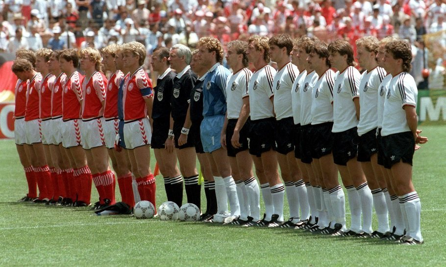 danmarks landshold vm 1986