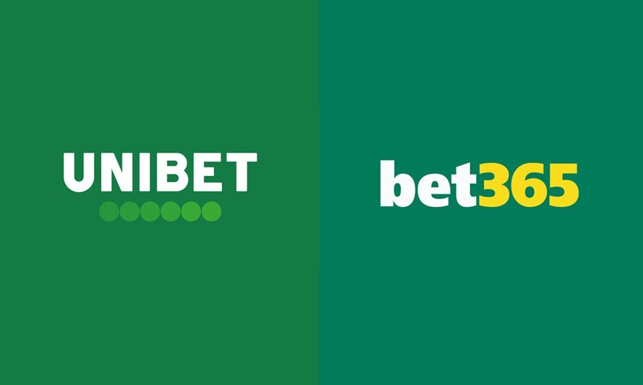 bet365 eller Unibet: Hvilken bookmaker er bedst for dig?