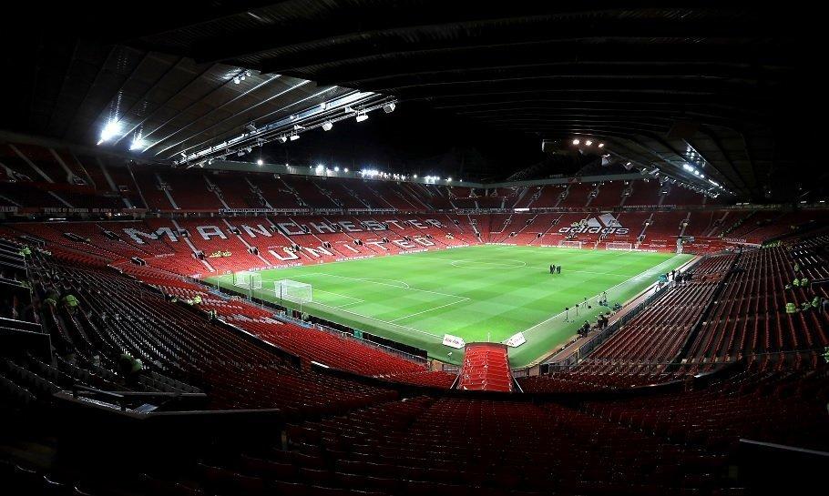 old trafford manchester united stadion