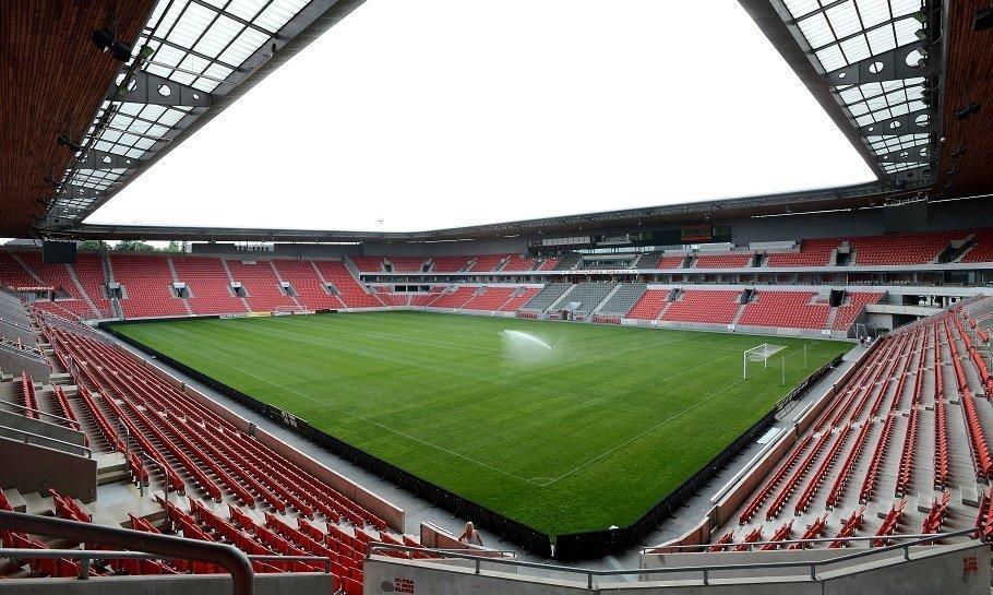 slavia prag stadion eden arena