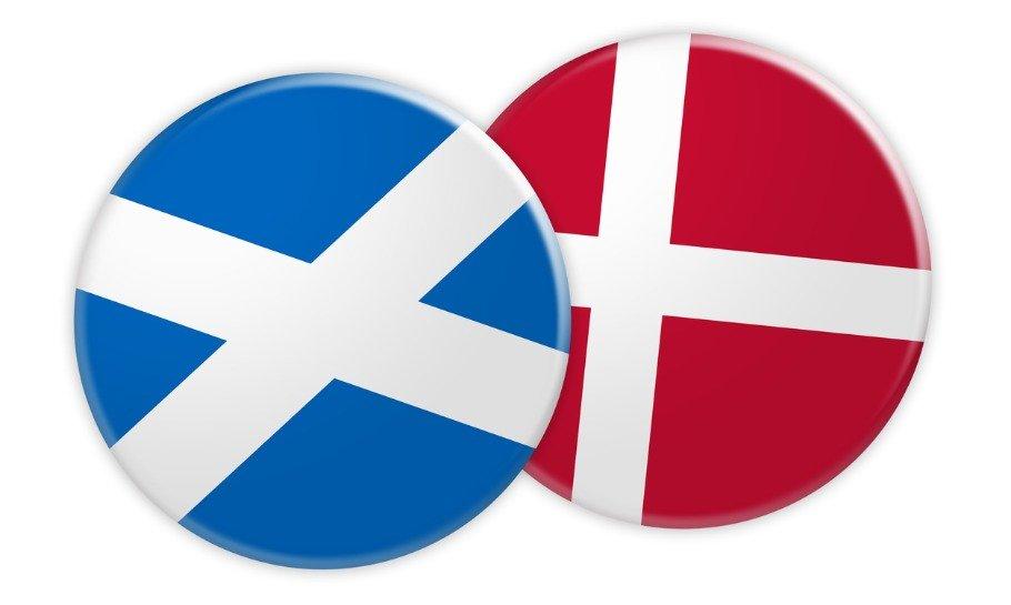 skotland danmark fodbold