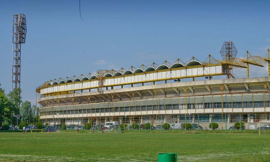 lokomotiv plovdiv stadion