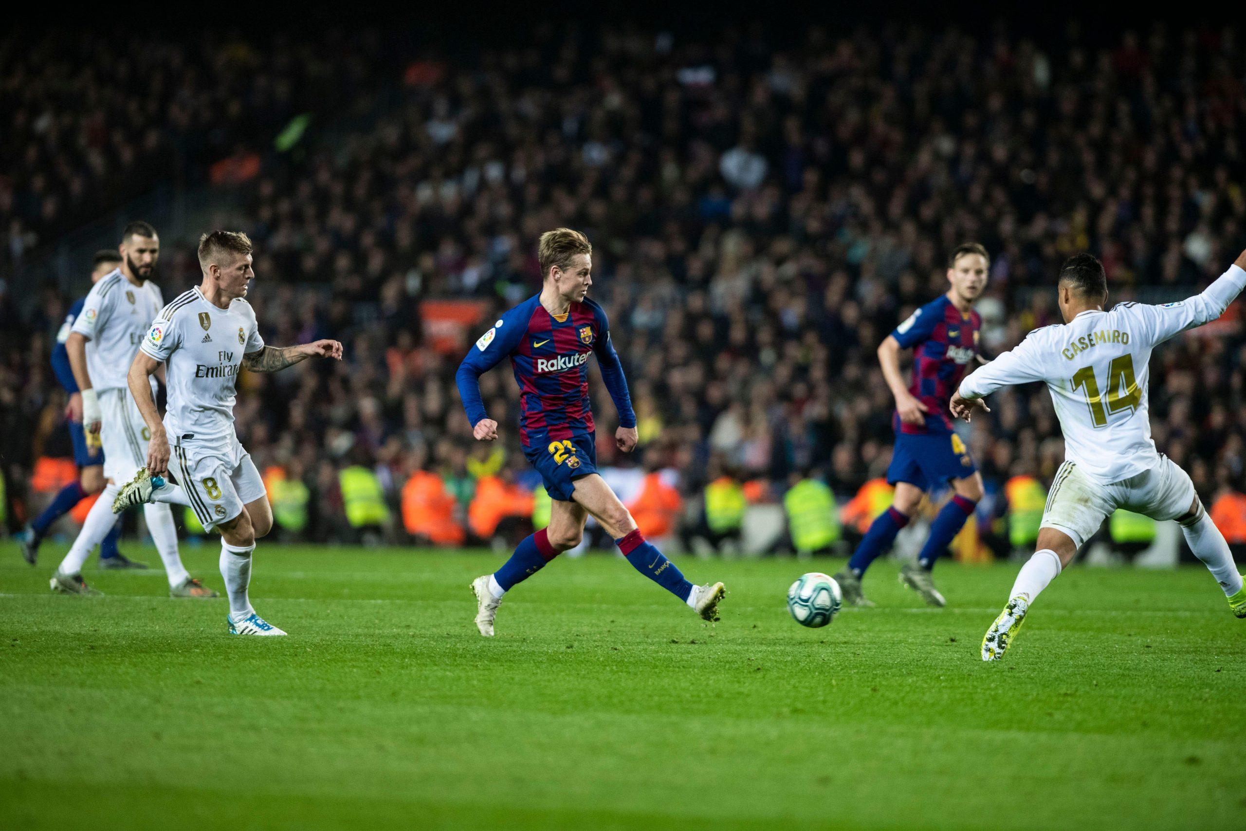 Odds på El Clasico: Barcelona – Real Madrid Odds & Tips [24/10]